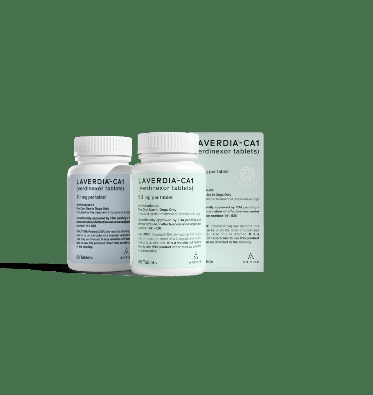 Laverdia Pill bottles